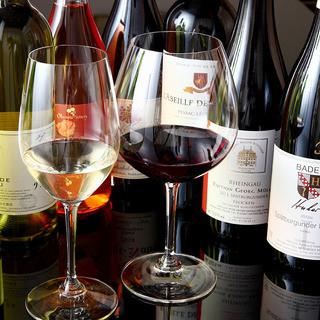 100種以上ワイン×和食