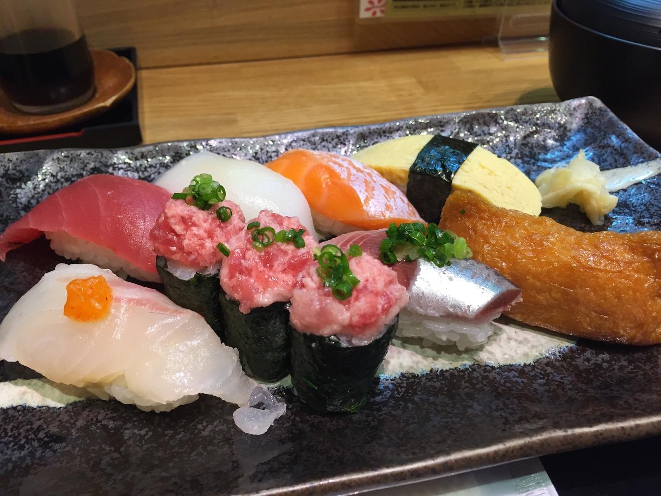寿司丸忠 アル・プラザ草津店