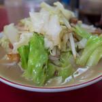 51664092 - 「チャンポン」(750円)。山盛りお野菜!