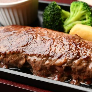 アメリカ産ステーキ