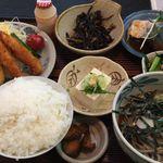どんべえ - 料理写真:日替わりランチ680円