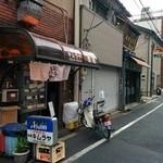洋食 キムラヤ - 浅草通りから一歩入った路地裏の名店です。