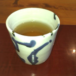蕎麦 たかま - 蕎麦茶