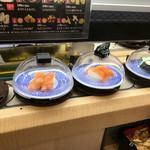 無添くら寿司 - サーモン