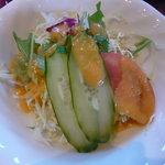 レストランロア - 料理写真:サラダ
