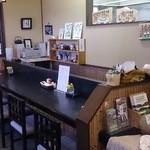 キジマ峠の茶屋 - お一人様でもお気軽に♪カウンターでくつろげます!