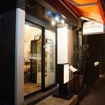 ロッカビアンカ - お店は笹塚駅から歩いて5分くらいのところにあります。