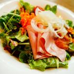 GOODMORNINGCAFE - ガーデンサラダ