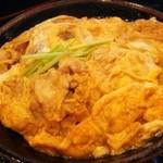 丸亀製麺 - 親子丼390円