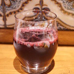 ラ ブォナ ヴィータ - 赤ワインジュース