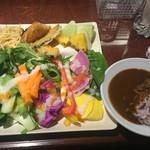 51673251 - 野菜ブッフェ 999円