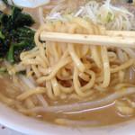 51673315 - チーマー(胡麻) 麺