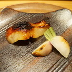 和しょく えびはら - 金目鯛の西京焼き、鎌倉のあやめ蕪