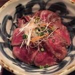 51673631 - ローストビーフ丼