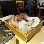 51675138 - JR札幌ステーションホテル前の居酒屋魚一丁で食事