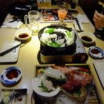 51675160 - JR札幌ステーションホテル前の居酒屋魚一丁で食事