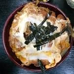 次郎長 - 2016年5月 カツ丼 850円