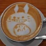 51675310 - 『カフエラテ(トトロ)』!!可愛いいにゃ~~♪(^o^)丿