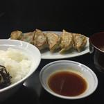 51676445 - 餃子定食(700円)