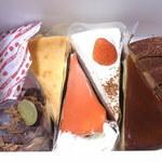 メイプリーズ - 他にショコラとショコラショートも 保冷剤つき