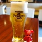 MOZU - 生ビール
