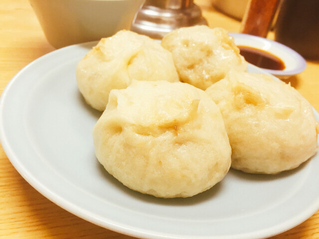老祥記 - 豚饅頭(*'(OO)'*)
