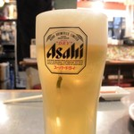 51678492 - まずは乾きを癒すビールでしょー