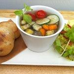 ウズカフェ - 体に優しい季節のオーガニックスープ☆