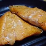 魚のめ - 焼きマス