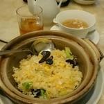 廣翔記 - 黒トリュフいり炒飯