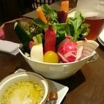 51681690 - 鎌倉野菜のバーニャカウダ