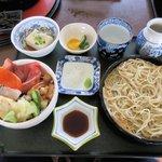 磯っぺ - 料理写真:そば膳2016.05.29