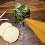 スミビノ - チーズの盛り合わせ?????