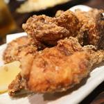 魚屋直営魚勢 - 若鶏唐揚げ