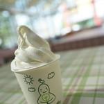 もりもと - 料理写真:ソフトクリーム