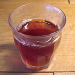 ユナイテッドカフェ - ドリンクバー(スイーツとセットで税別\350)