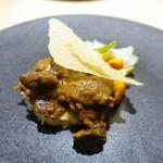 ビス トリス - 国産牛ほほ肉の煮込み  マッシュポテト添え