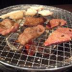炭火七輪・焼肉の店 ホルモン じゅう -