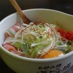 道とん堀 - 料理写真:お好み焼き350円ランチ ねぎ盛