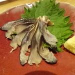 活貝 日本酒 おばんざい 福島おちび - 鯖へしこ