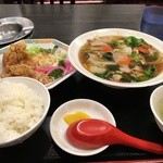 中華料理 珉龍 - サービスランチ