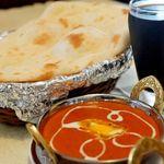 インドダイニングアンドバー サファリ - 【サファリの大人気メニュー】バターチキンカレー
