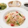 ルース・ロウ - 料理写真:ズワイ蟹のスパゲッティ