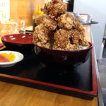 51697065 - メガザンギ丼                       950円