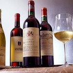 ハナドラ - グラスワインは全て500円