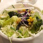 シャリマール - サラダ