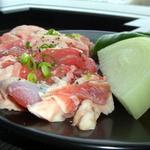 ラムダイニング大倉山 - タスマニア産のラム肉