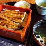河内屋  - 料理写真:うな重(竹)