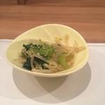 51701466 - 小松菜ともやしの浸し