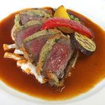 レストラン リヴィエール - ランチ:お肉料理
